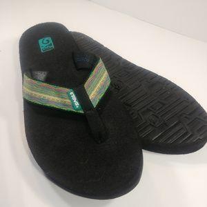 NWOT Teva Mush Sandals Women's 9